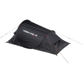 High Peak Campo Tent, zwart